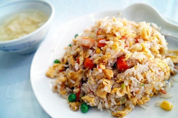 Arroz frito chino casero