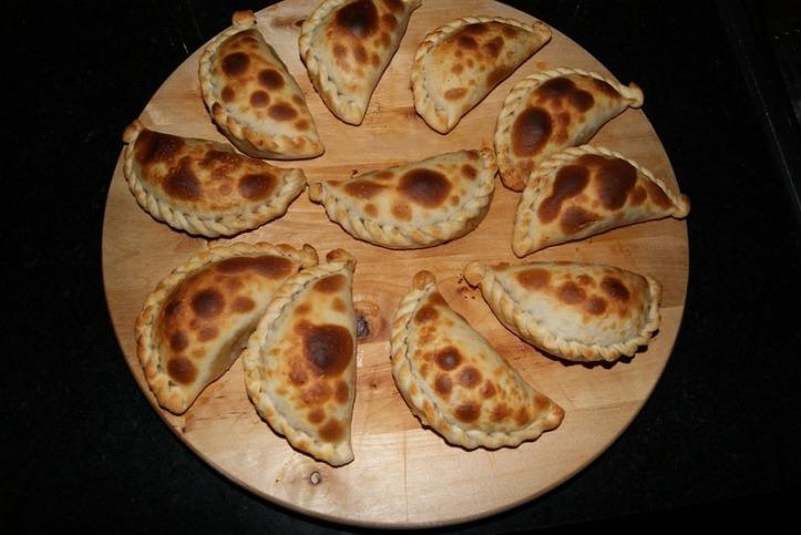 Receta para preparar empanadas criollas caseras al horno